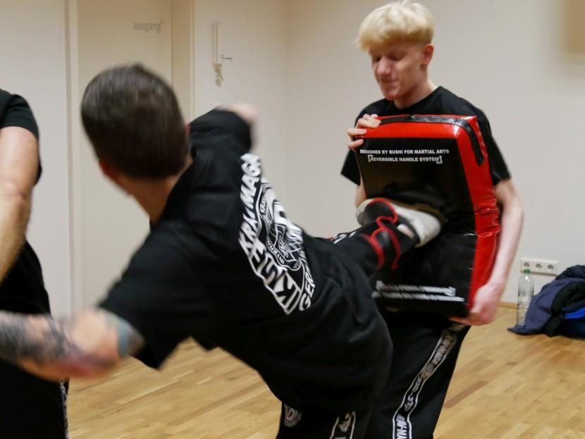 Kida Krav Maga - Selbstverteidigung in Bremen