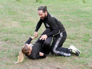 Kida Krav Maga Outdoor Training