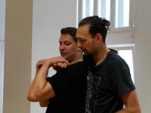 Krav Maga Basics Seminar, 08.07.2017