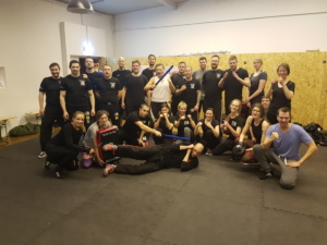 Krav Maga Training #14