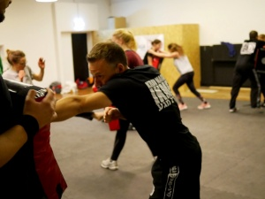 Kida Krav Maga Training