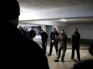 Dynamic Knife Attacks Seminar, Hamburg 19.01.2019