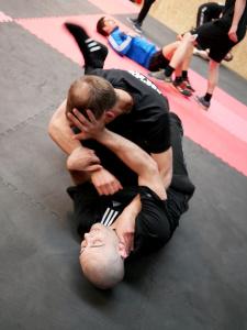 Kida Krav Maga Training
