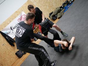 Groundfighting Seminar, 19.05.2019 #4