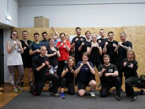Groundfighting Seminar, 19.05.2019 #6
